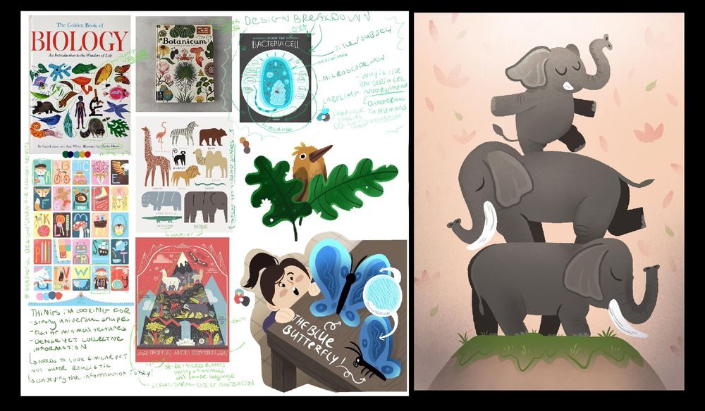 Creative image making and scientific illustration - image 1 - student project