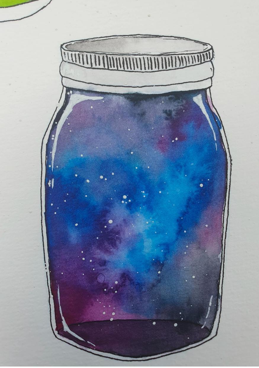 Galaxy Jar - image 1 - student project