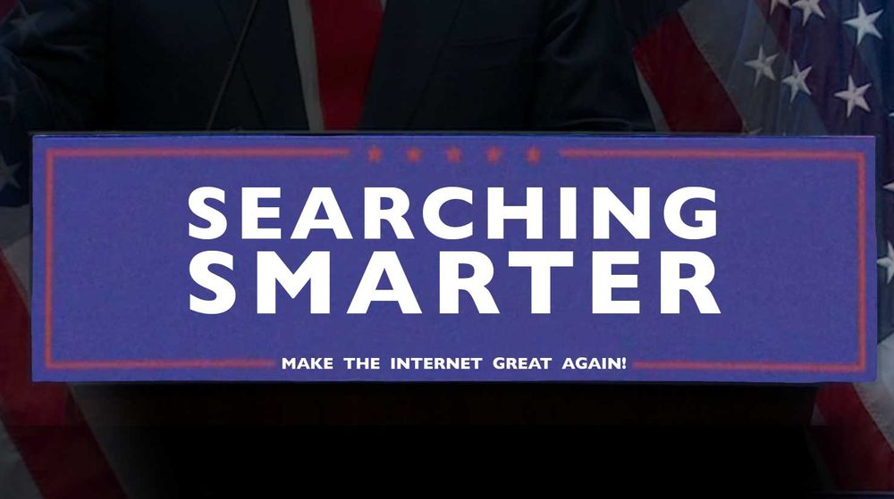 Searching smarter - image 1 - student project