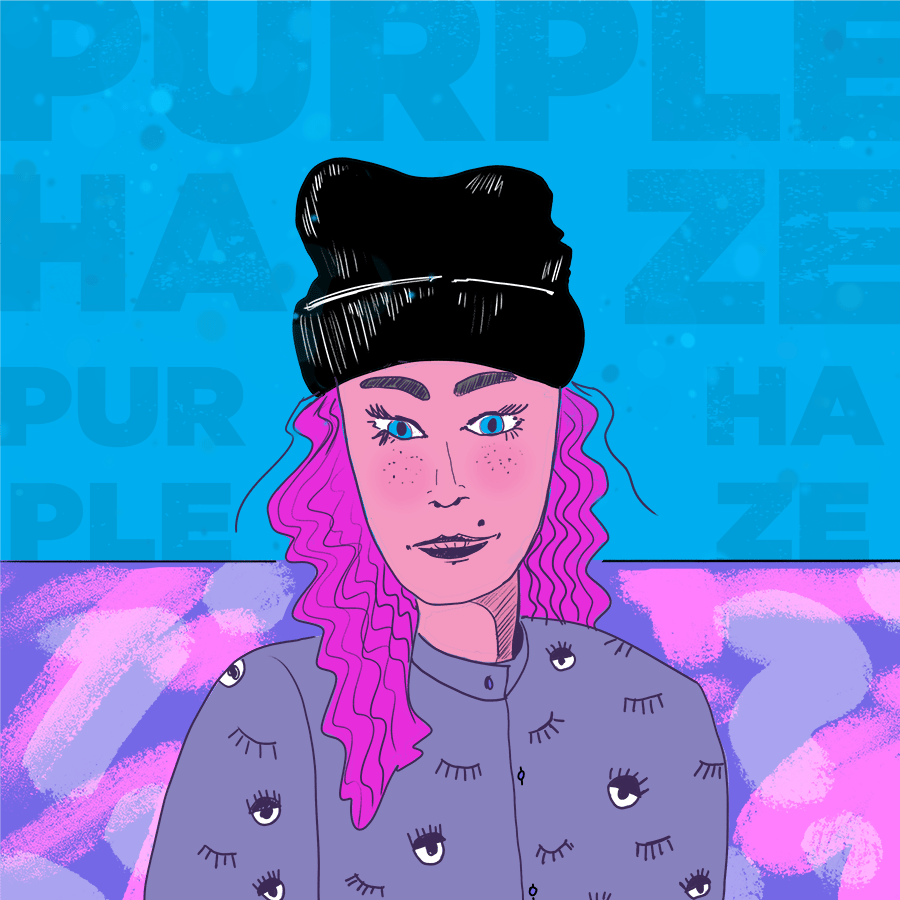 Purple Haze - image 3 - student project
