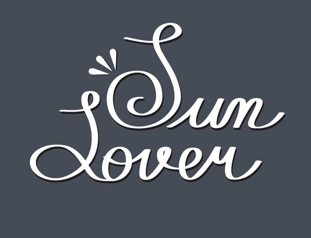 Sun Lover - image 1 - student project