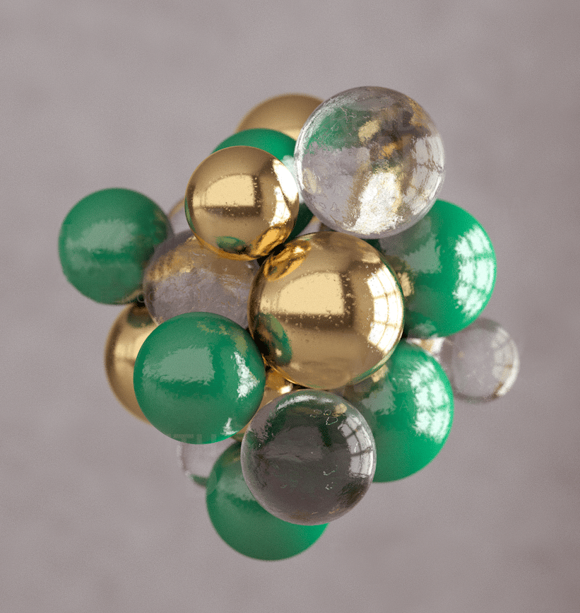 Spheres - image 1 - student project