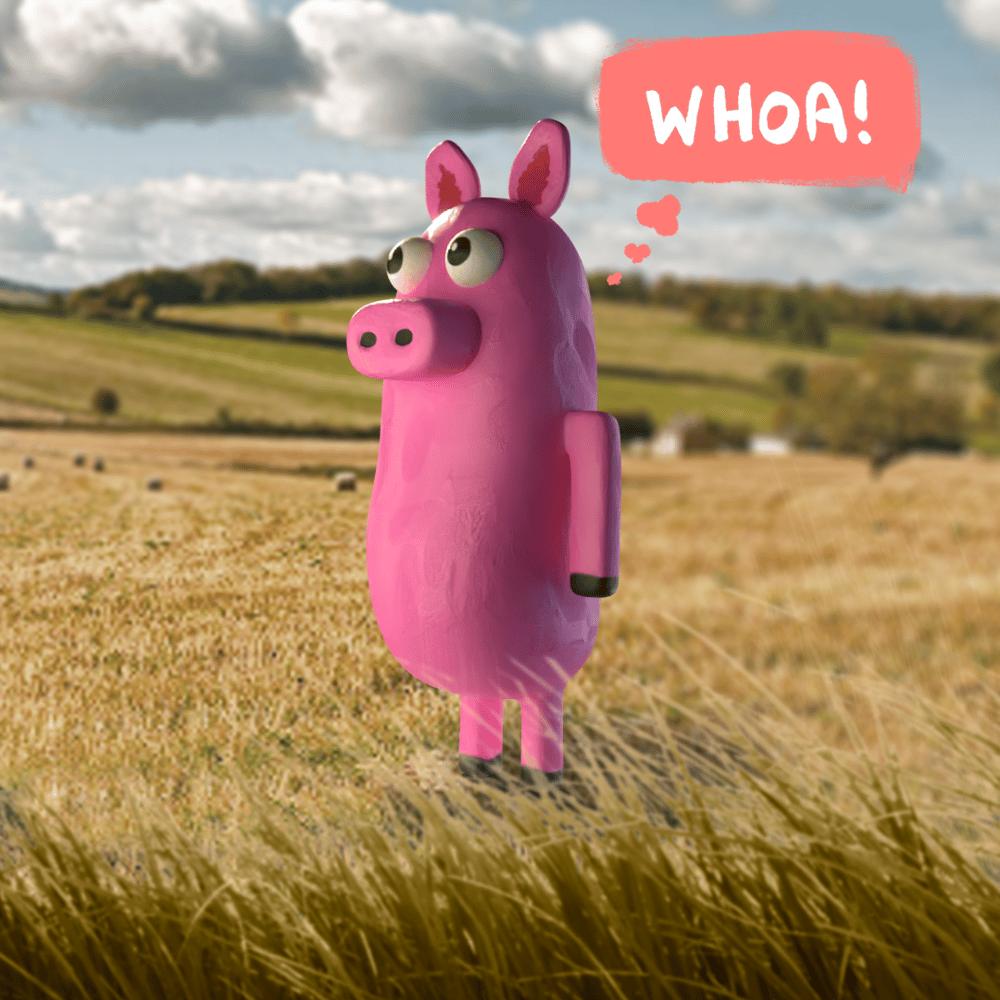 Pork - image 2 - student project
