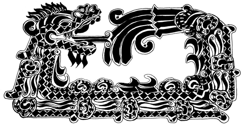 Quetzalcoatl  - image 3 - student project