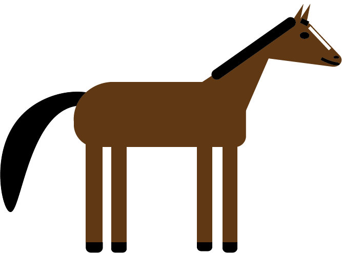 Horse - image 1 - student project