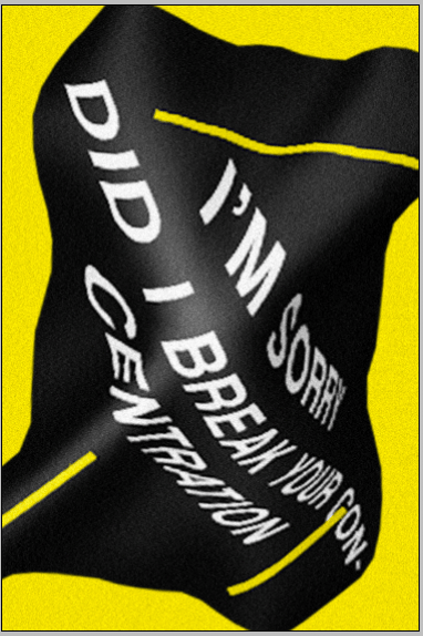 Help!  Yellow mellow - image 1 - student project