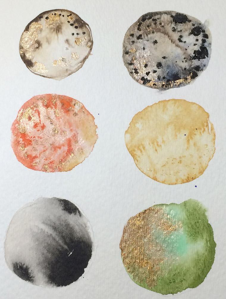 Watercolor Exploration - image 4 - student project