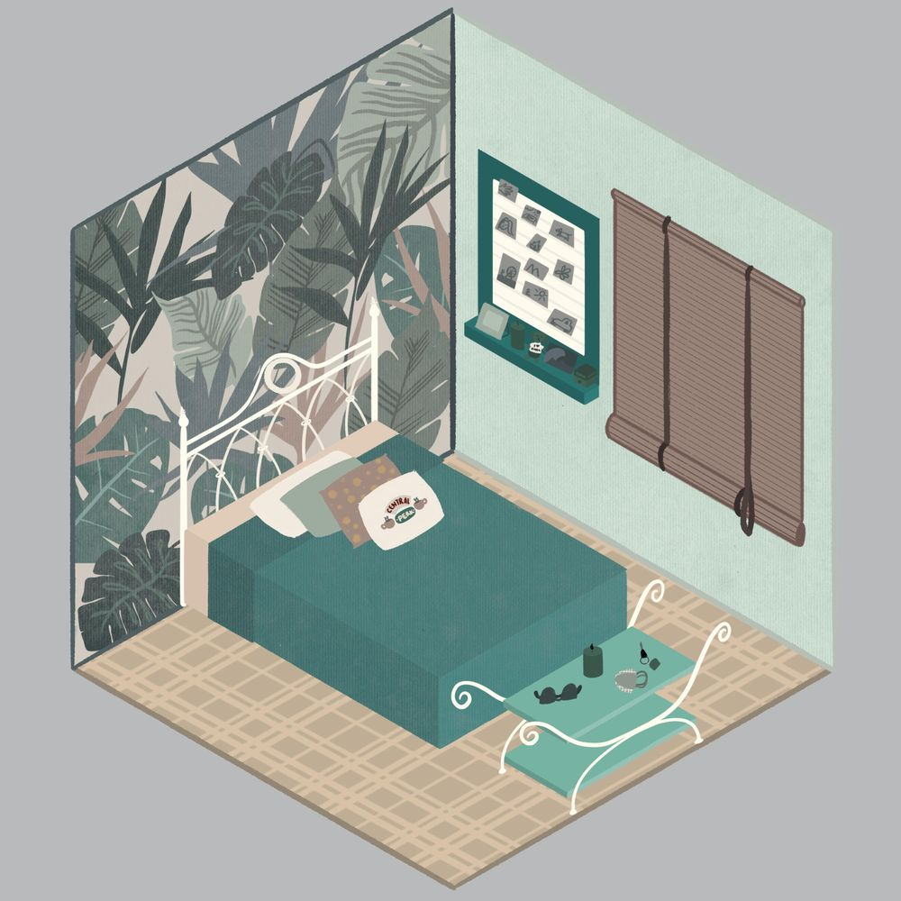 Welcome to the jungle room - image 1 - student project