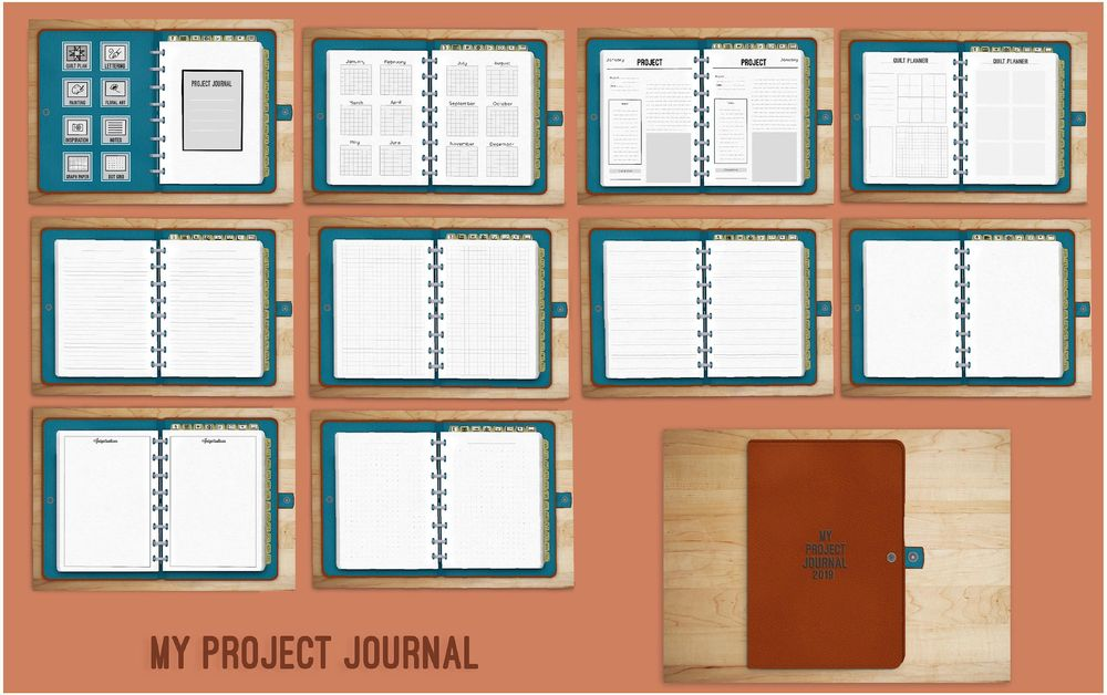 My Project Journal - image 2 - student project