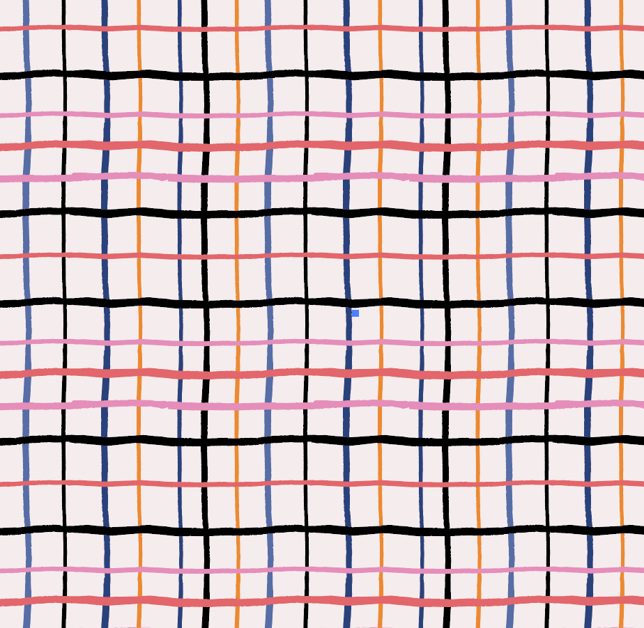 Colorful Plaid - image 3 - student project