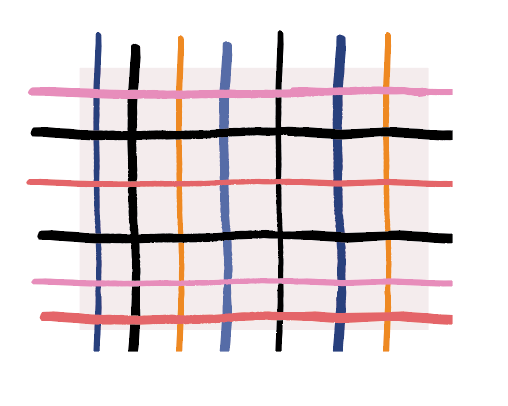 Colorful Plaid - image 2 - student project