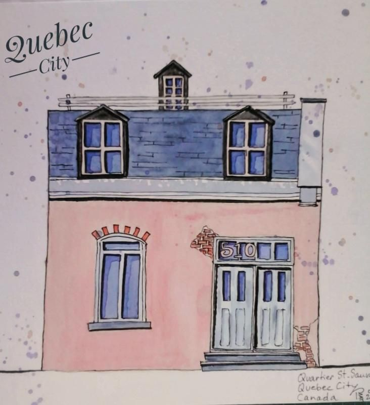 Quebec City, Canada - image 2 - student project