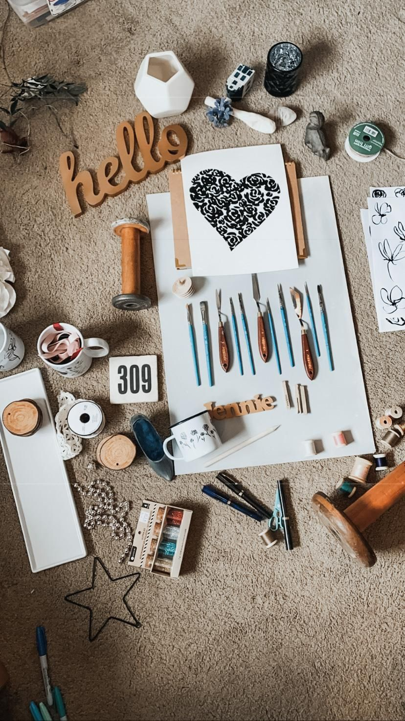 Flatlay - by Toboggan Avenue - image 3 - student project