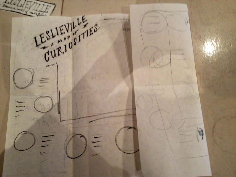 Leslieville Curiosities - a treasure map of hidden neighbourhood gems    - image 13 - student project