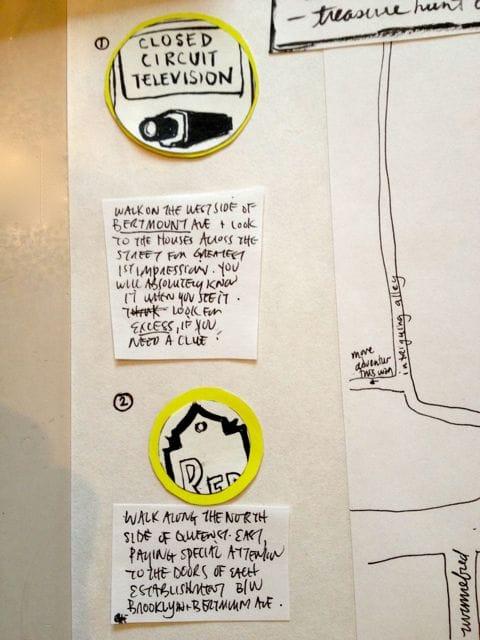 Leslieville Curiosities - a treasure map of hidden neighbourhood gems    - image 10 - student project