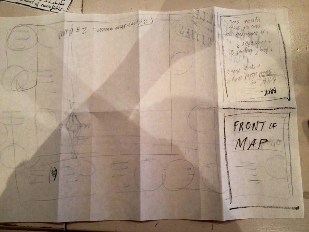Leslieville Curiosities - a treasure map of hidden neighbourhood gems    - image 14 - student project