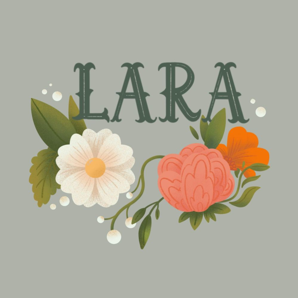 Fun with Florals _ Lara - image 1 - student project