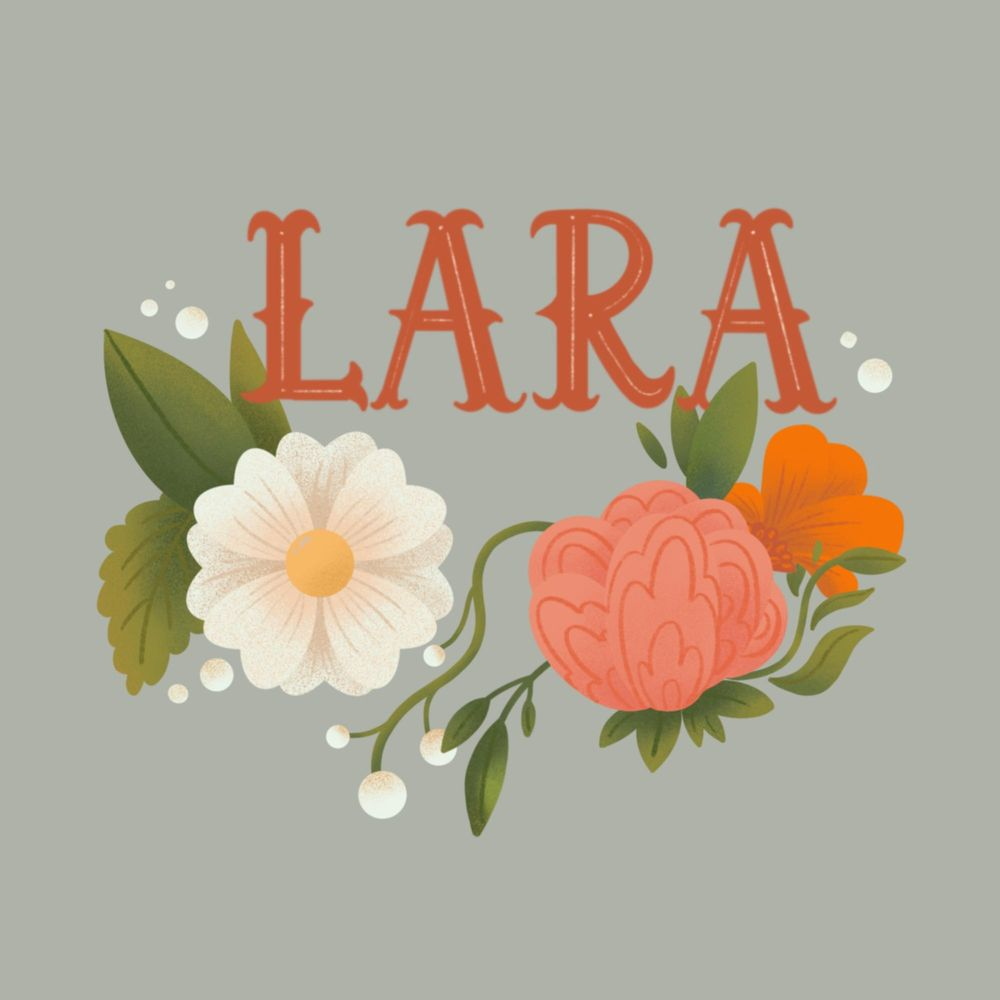 Fun with Florals _ Lara - image 2 - student project