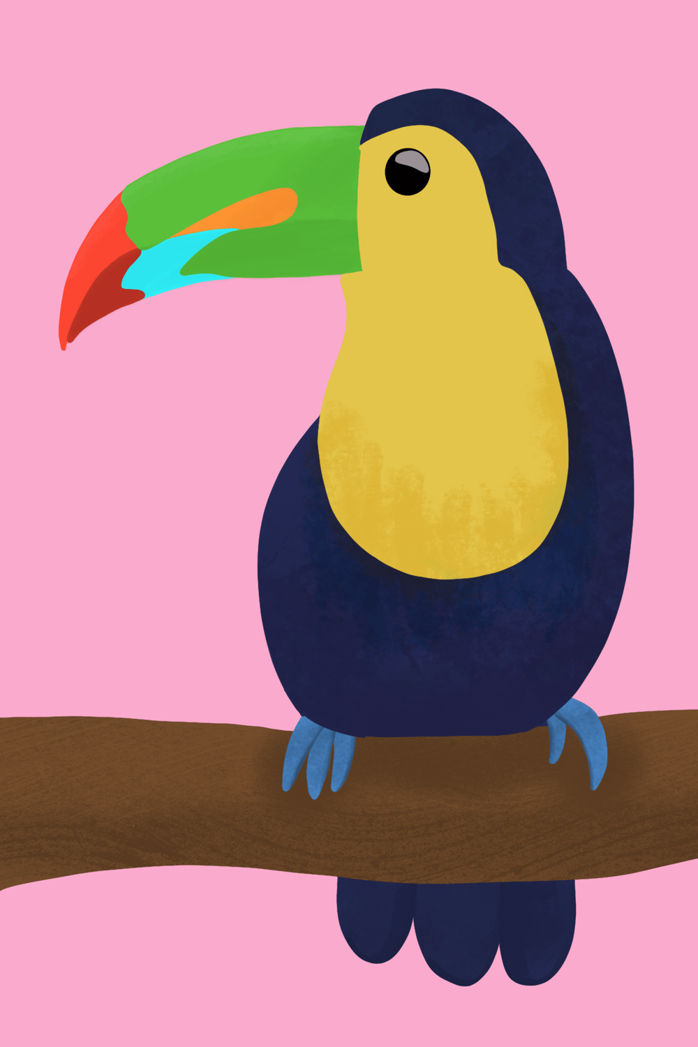 Upside Down & Toucan - image 3 - student project