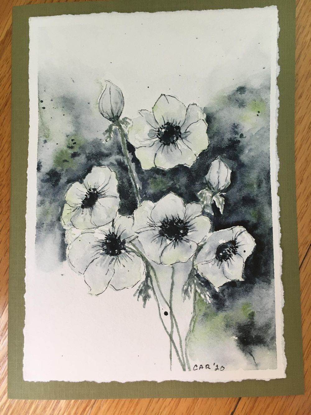 MODERN ANEMONES - image 2 - student project