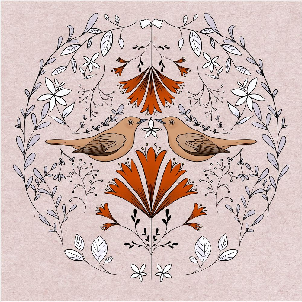 Nature _folk art - image 2 - student project