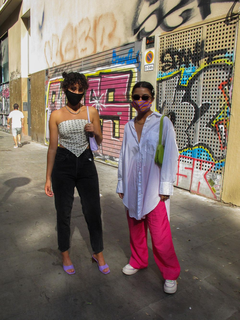Street Fashion Barcelona (@adoquinculture) - image 1 - student project