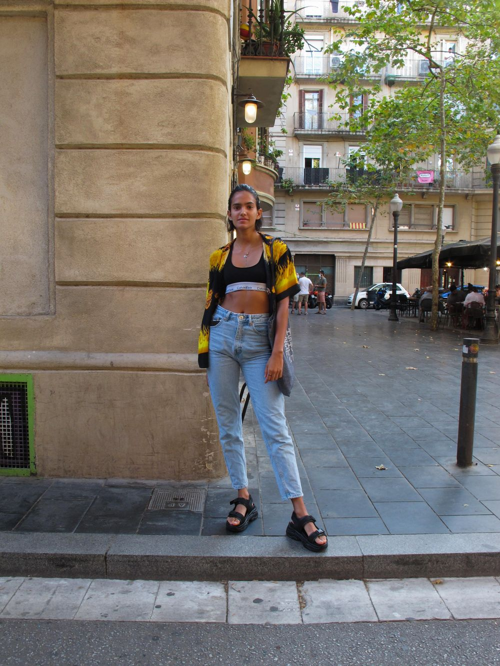 Street Fashion Barcelona (@adoquinculture) - image 4 - student project