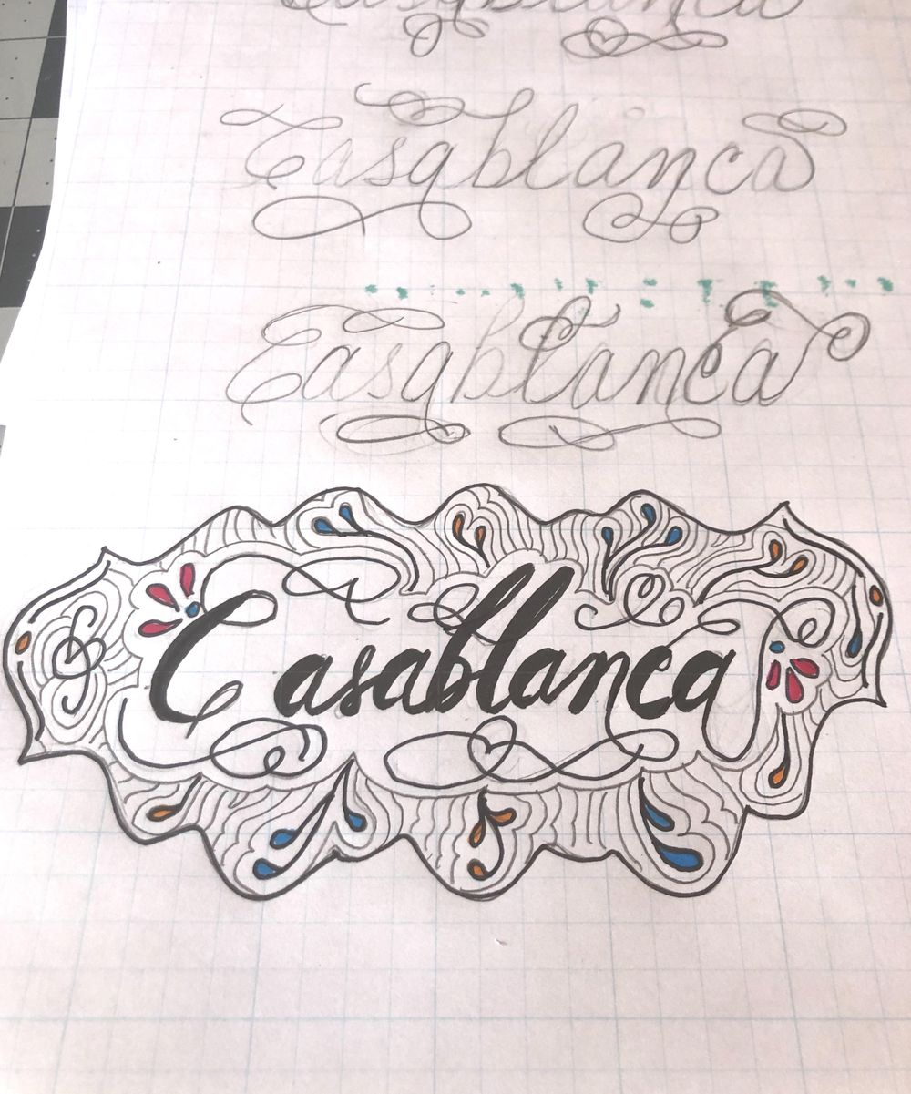 Casablanca - image 1 - student project