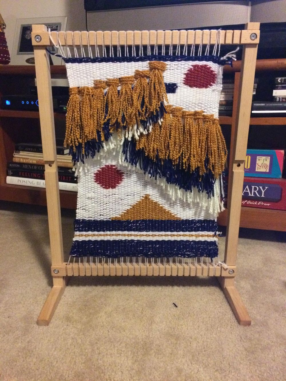 First Tapestry  - image 2 - student project