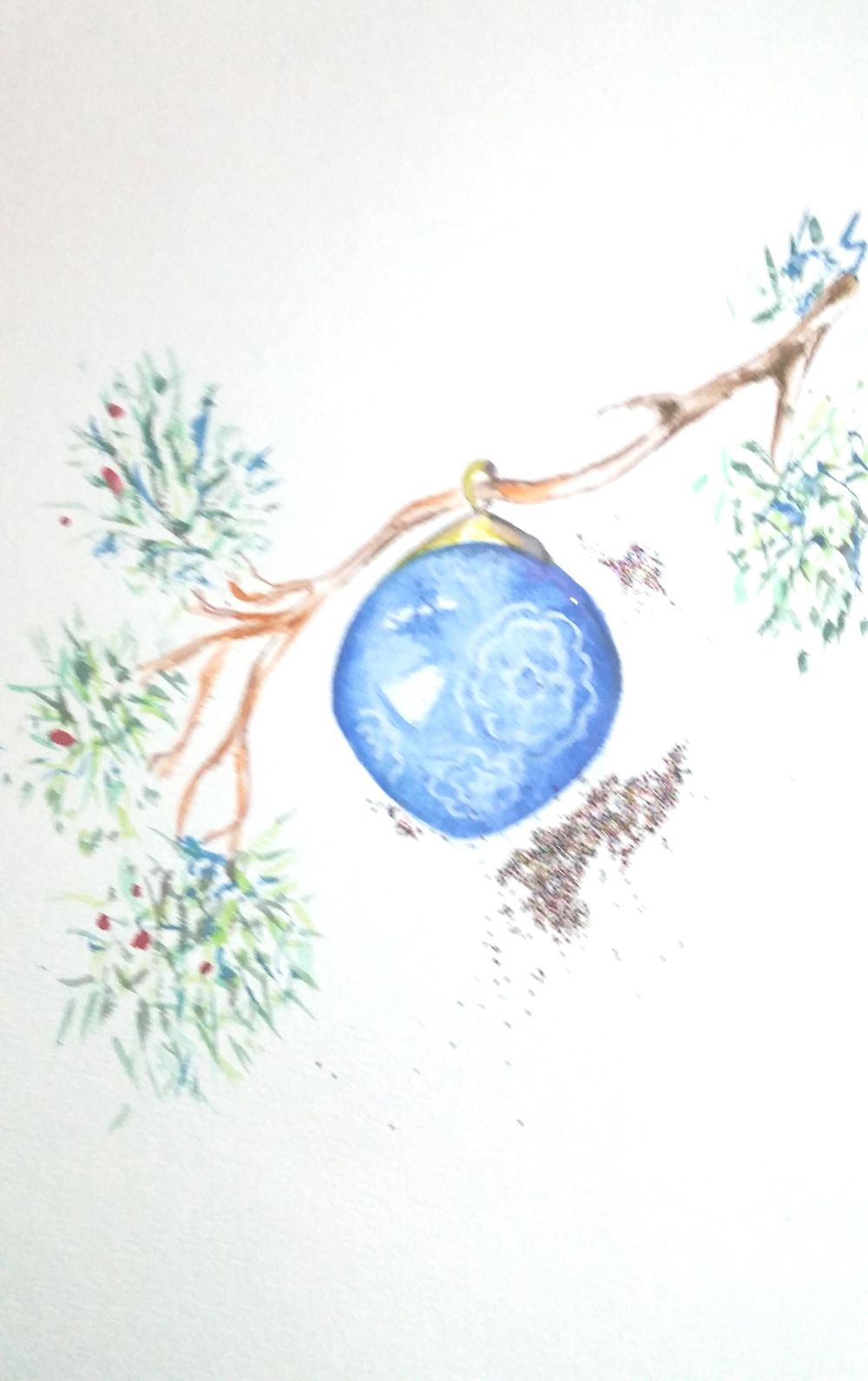 Fun Projects For Christmas Cards - image 2 - student project
