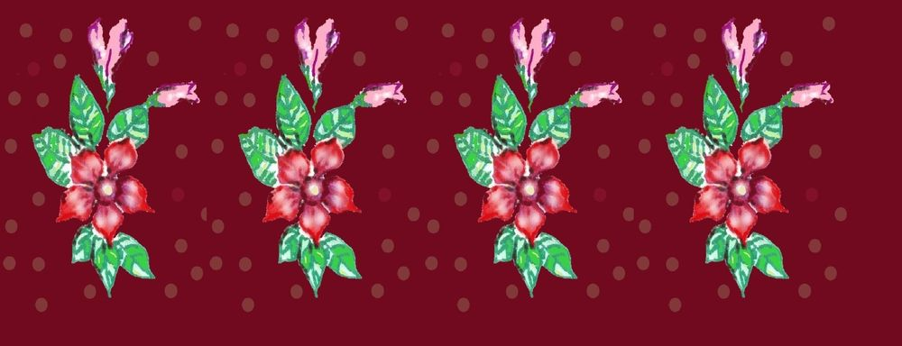 Red Flowers On A Path To The Sky - image 1 - student project