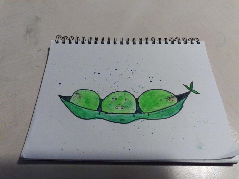Peas in a Pod - image 1 - student project