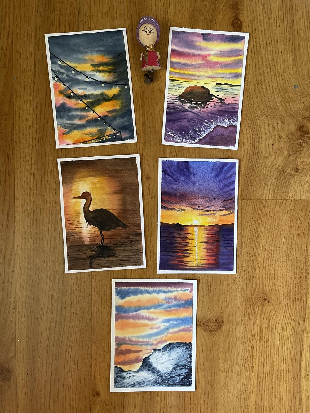 21 shades of sunset - image 17 - student project