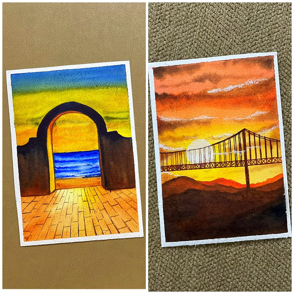 21 shades of sunset - image 1 - student project