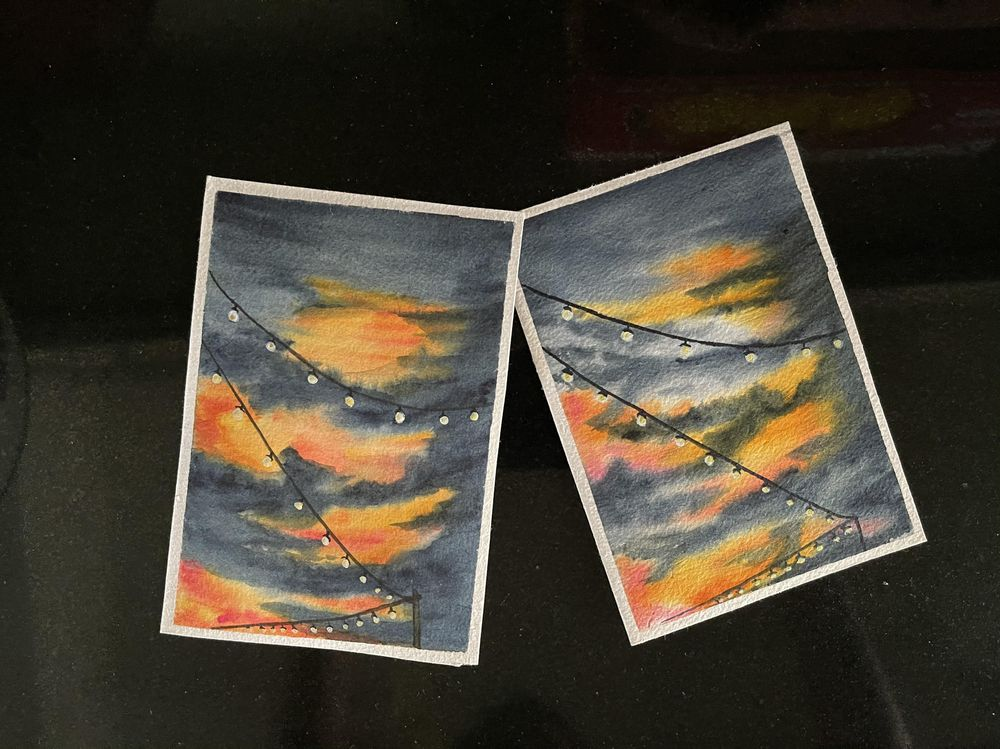 21 shades of sunset - image 21 - student project