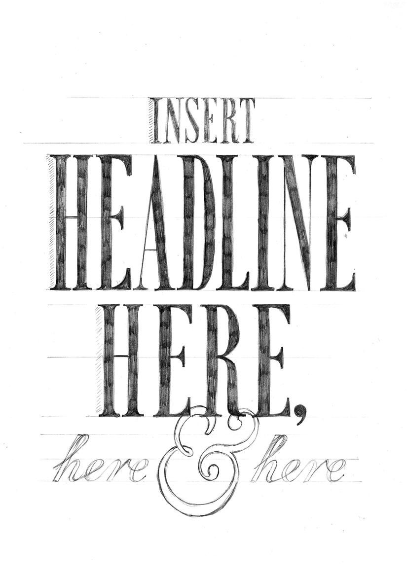 Insert headline here, here and here. - image 2 - student project