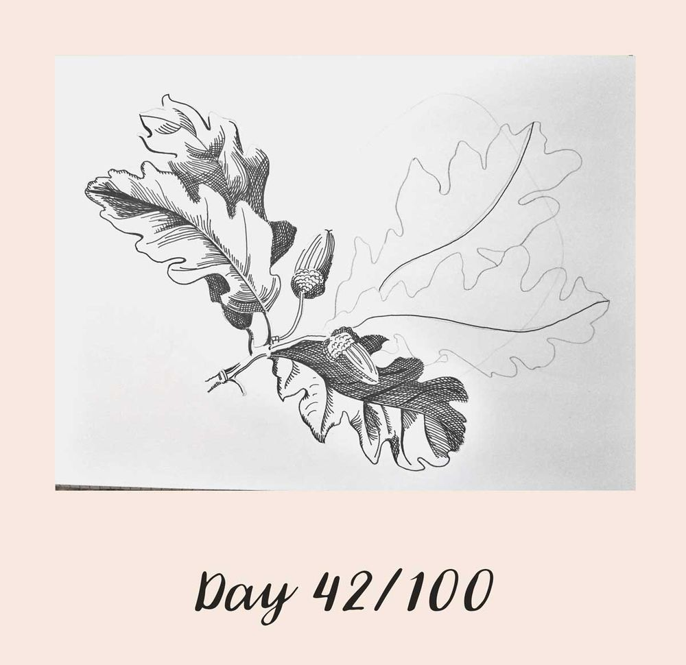 *COMPLETE* 100 Days of Sketching (Updated March 10th, Day 100/100) - image 38 - student project