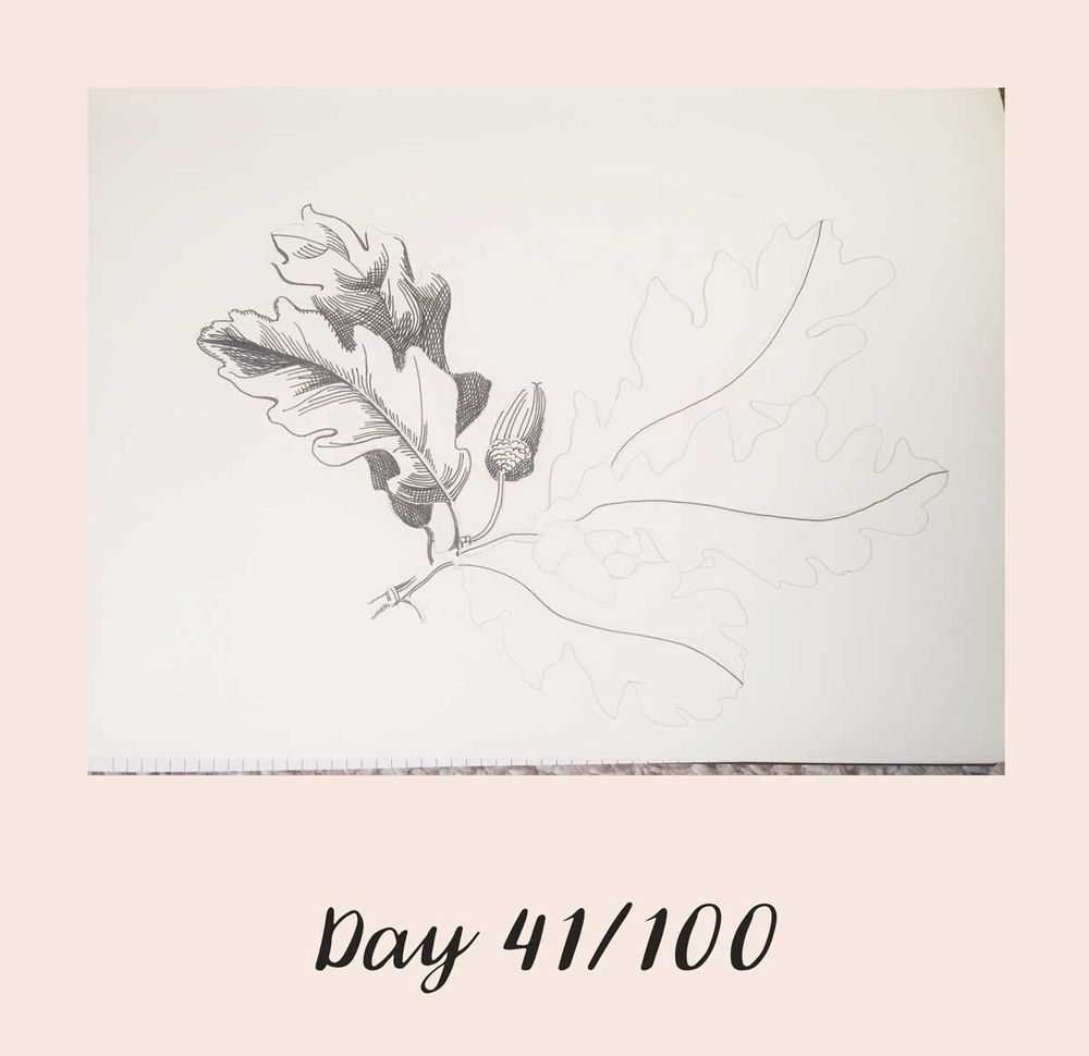 *COMPLETE* 100 Days of Sketching (Updated March 10th, Day 100/100) - image 37 - student project