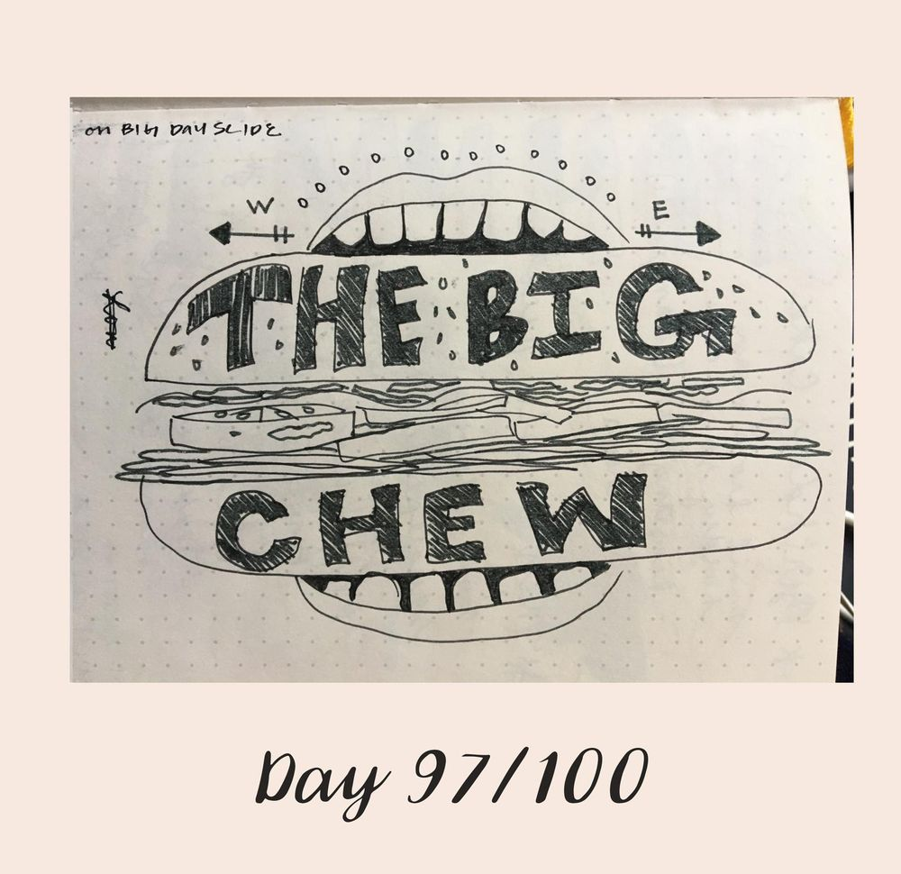 *COMPLETE* 100 Days of Sketching (Updated March 10th, Day 100/100) - image 117 - student project