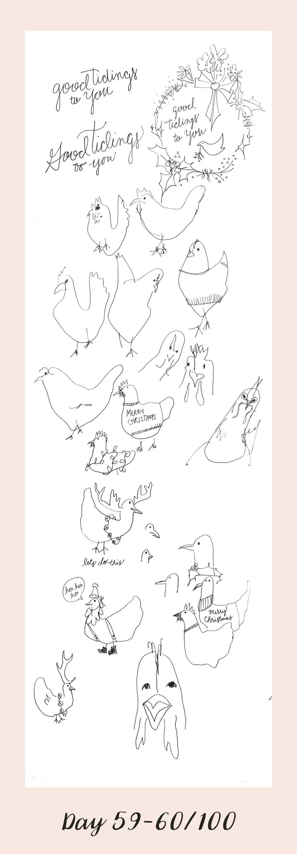 *COMPLETE* 100 Days of Sketching (Updated March 10th, Day 100/100) - image 55 - student project