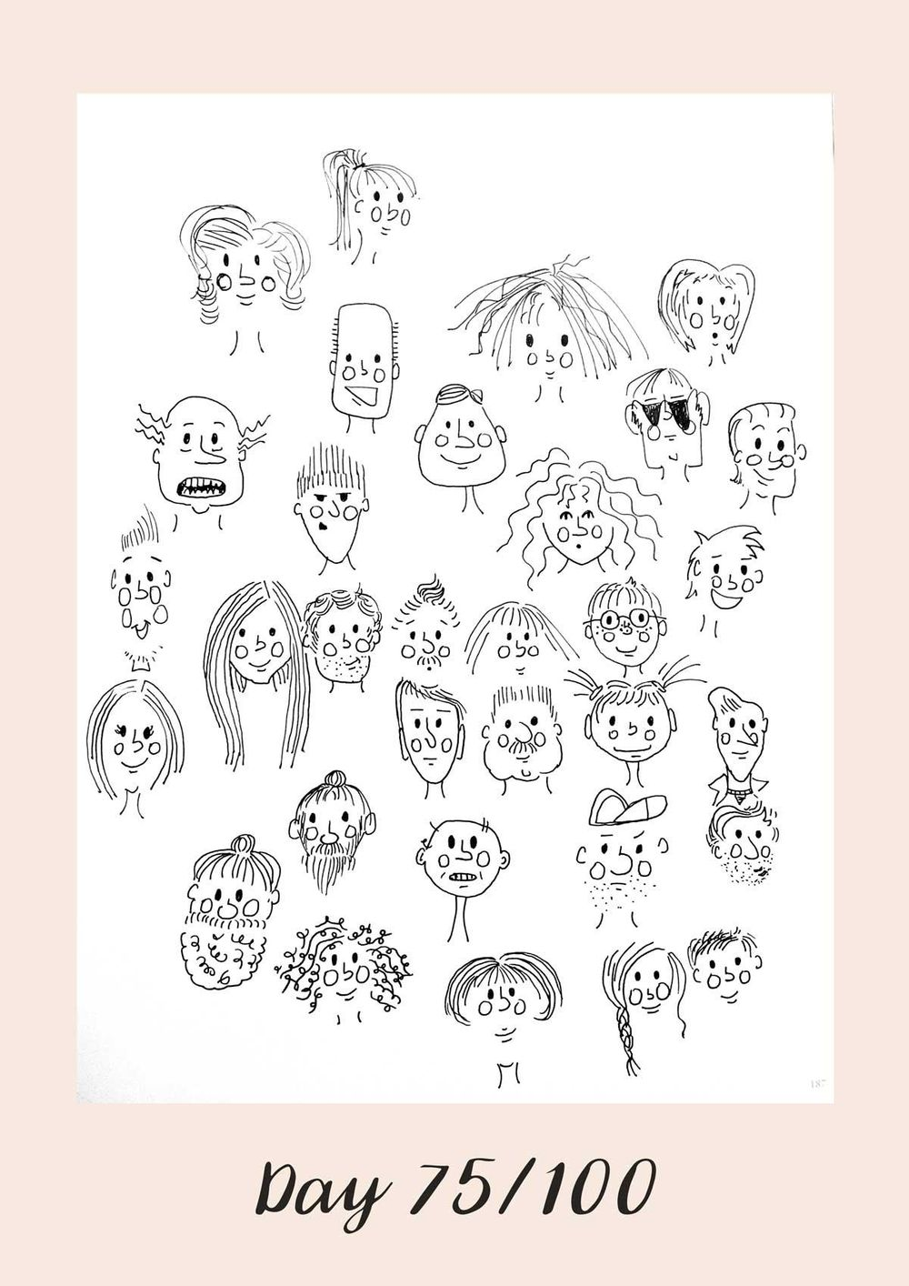 *COMPLETE* 100 Days of Sketching (Updated March 10th, Day 100/100) - image 89 - student project