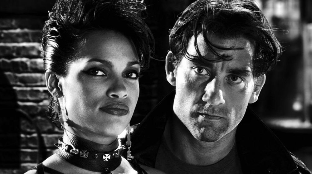 Gail and Dwight - Sin City - image 1 - student project