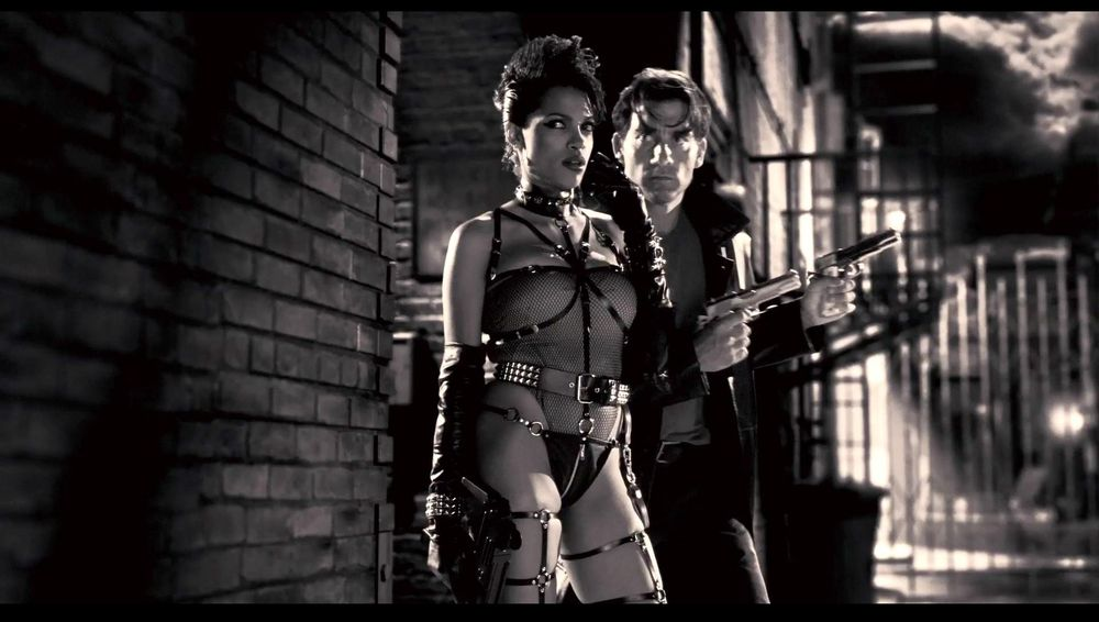 Gail and Dwight - Sin City - image 2 - student project