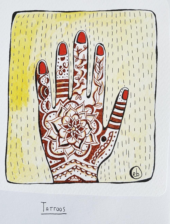 Sketchbook Lover - in progress :) - image 3 - student project