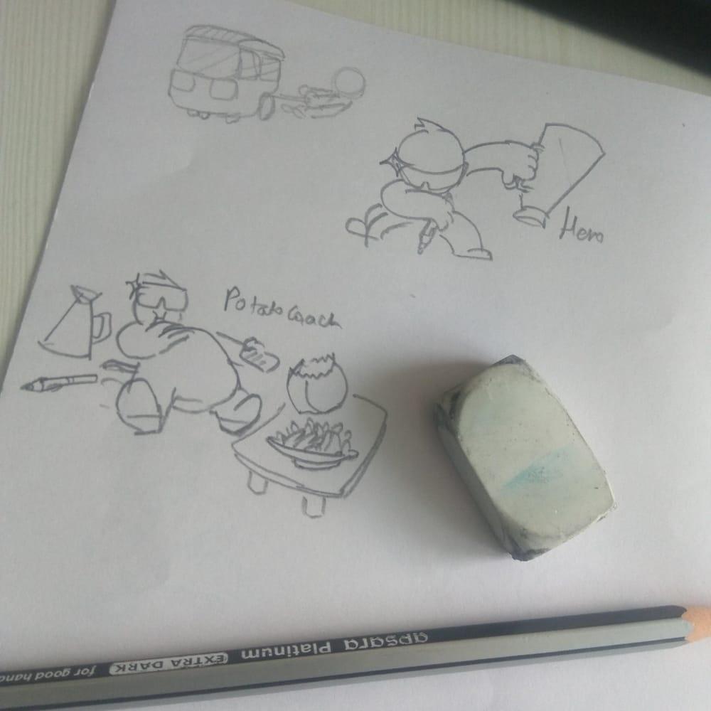 Specteller - image 7 - student project
