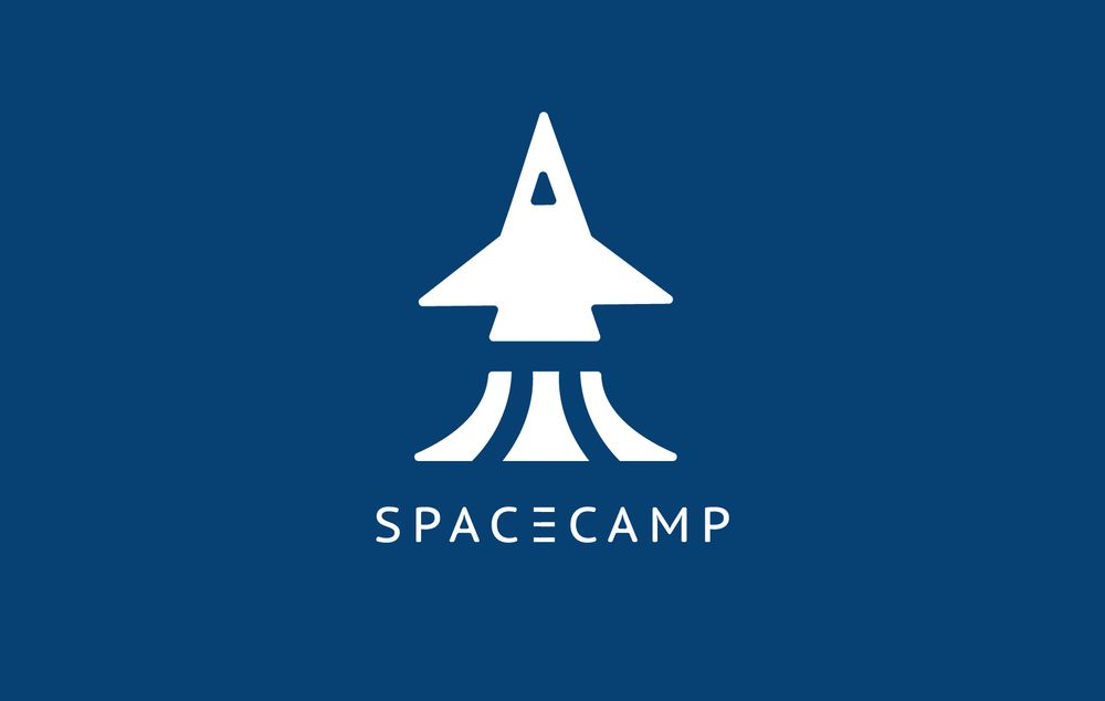 Space Camp Logo - image 5 - student project