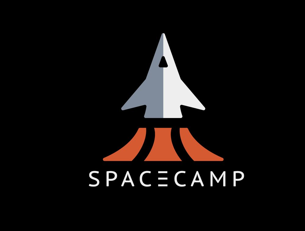 Space Camp Logo - image 8 - student project
