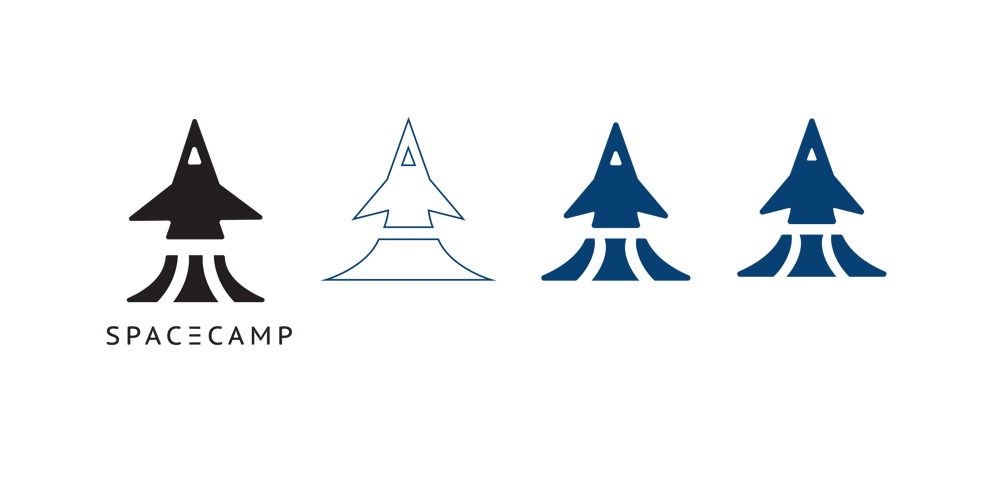 Space Camp Logo - image 6 - student project