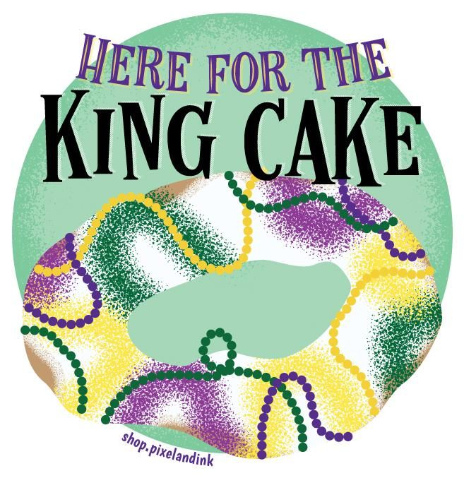 King Cake! - image 2 - student project