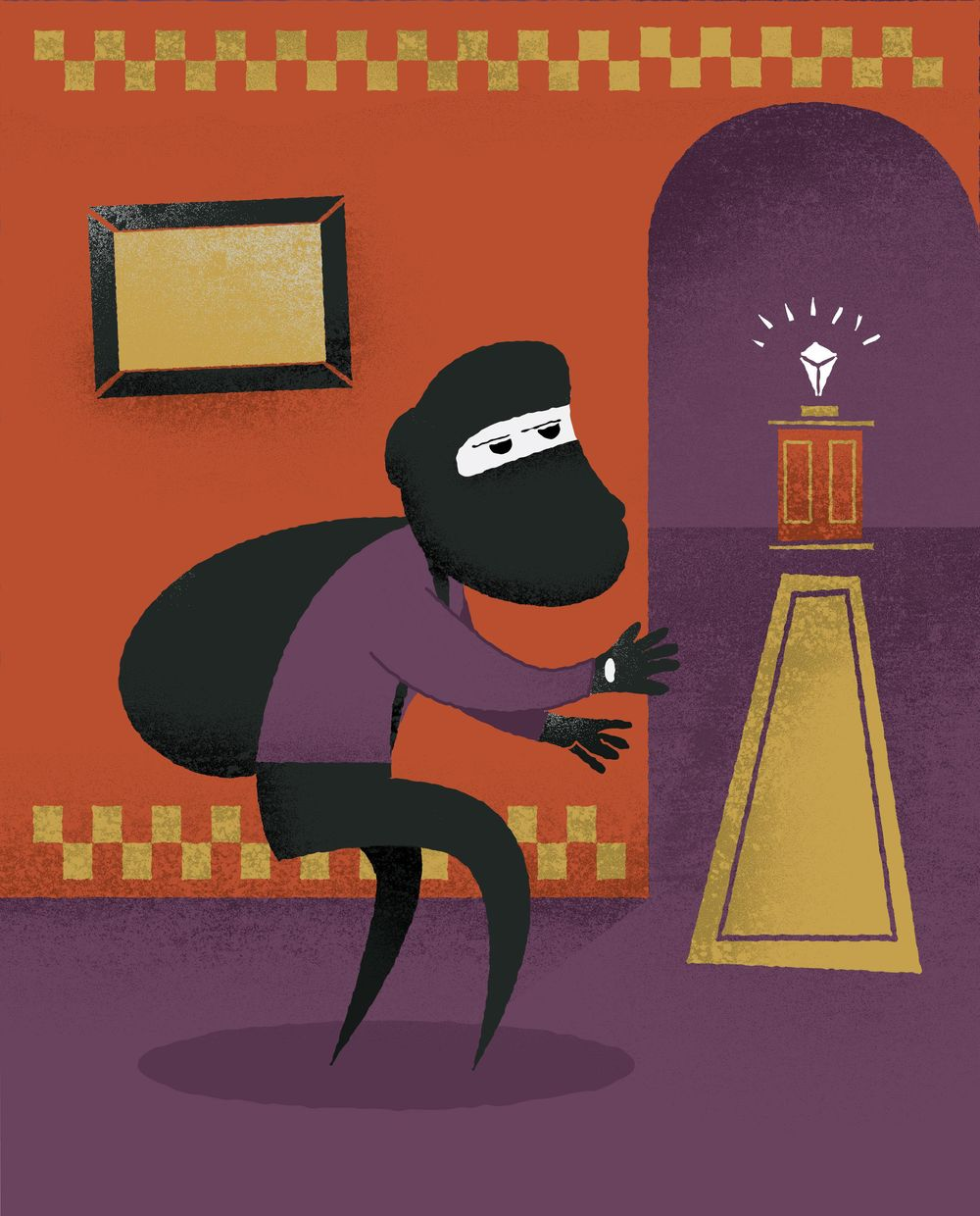 Thief In the Night - image 1 - student project